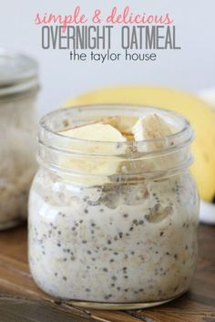 Delicious and simple to make Overnight Oatmeal with Truvia! #SweetWarmUp #ad
