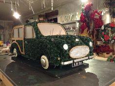Morris Minor 3D Car