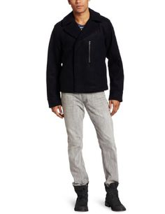 Spiewak Men's Hancock Aviator Jacket, Navy, Large Spiewak ++ You can get best price to buy this with big discount just for you.++
