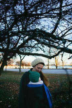 the sling diaries vol iv: everything shines // kate & alba #babywearing culture #sakurabloom #kateslingdiary