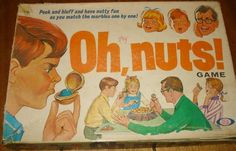 IDEAL: 1969 Oh, Nuts! Game