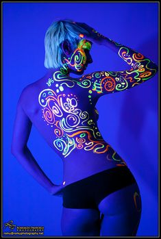 black light paint