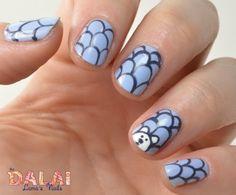 The Last Polar Bear |The Dalai Lama's Nails #nailart  Like!