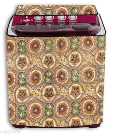 Appliance Covers Colorful Non-Woven Washing Machine Cover Material:  Non Woven Size ( L x B x H ) :  20 in  X 31 in X 30 in  Description: It Has 1 Piece Of Washing Machine Cover Work: Printed Sizes Available: Free Size   Catalog Rating: ★4 (2992)  Catalog Name: Deluxe Colorful Non-WovenWashing Machine Covers Vol 1 CatalogID_331871 C131-SC1624 Code: 942-2471934-354