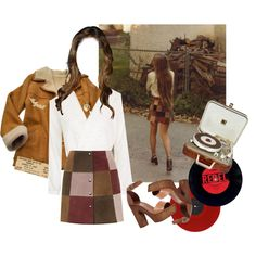 Untitled #83 by valiumbaby on Polyvore featuring moda, Topshop, Carvela and Argento Vivo
