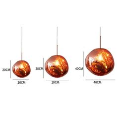 The Orb Pendant Light, a shimmering beacon waiting to be hung from any ceiling. Try it in your kitchen, your restaurant or anywhere else, its appeal is far reaching! Details: Bulb type: Material: Glass Voltage: 90 - 240 V Available in 3 sizes Orb Pendant Light, Blown Glass Pendant Light, Glass Pendants, Pendant Lighting, Waiting, Bulb, Restaurant, Ceiling Lights, Type