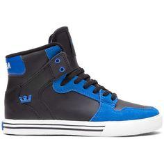 Supra shoes!!!:)