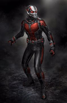 ANT-MAN | Cool Concept Art Design