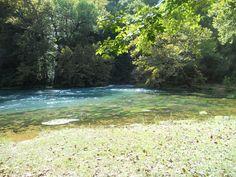 Blue Springs in Van Buren Missouri