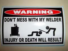 Funny Welding T-Shirts | Funny Welder Welding Rod MIG TIG Arc Wire Helmet Electrodes Sticker ...