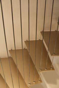 Goldene Stiege, goldene Treppe, goldene Stufen von FORMSTEP Treppen www.formstep.at