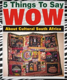 Cultural South Africa