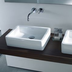 Contemporary Washbasins from C.P. Hart