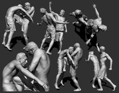 Anatomy 360 Body Reference Poses, Body Reference Drawing, Pose Reference Photo, Anatomy Reference, 3d Pose, Body Study, Fighting Poses, Anatomy Sketches, Anatomy Drawing