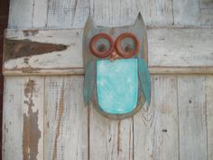 Wood Owl by Marie