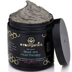 $19.87 – Treat your skin to our ultra pure Dead Sea Mud mask, enriched with a unique blend of organic ingredients. Feel it tingle as it increases blood flow- rushing oxygen and nutrients to each cell. Rejuvenate your skin to get a healthier, glowing complexion. Customers report seeing a difference after just one use. Our unique formula is enhanced with organic ingredients including Manuka Honey, Aloe Vera, Shea Butter and Hemp Oil for added healing and moisturizing power.