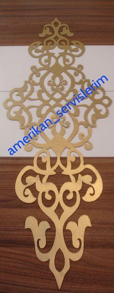 RUNNER İSTEDİĞİNİZ ÖLÇÜLERDE HAZIRLIYORUM, Turkish Tiles, Cut Work, Organize Your Life, Longarm Quilting, Calligraphy Art, Tile Patterns, Arabesque, Laser Engraving, Wood Art