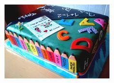 Torta za kraj školske godine