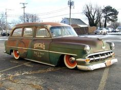 1957 Chevrolet One-Fifty Handyman Station Wagon