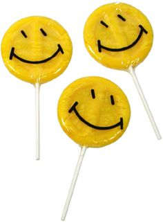 Smile lollipops!!!! :)