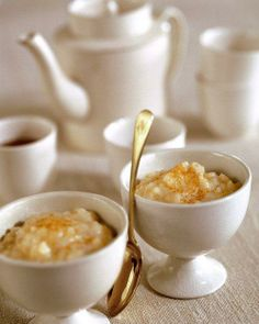 Rice Pudding Recipe