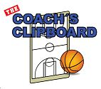 This page lists many basketball plays, including quick-hitters, man-to-man plays, zone plays, out-of-bounds plays, and more - from the Coach's Clipboard.