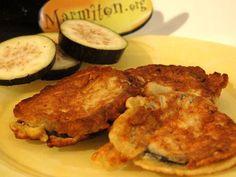 Beignets d'aubergine au basilic : Recette de Beignets d'aubergine au basilic - Marmiton