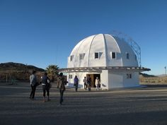 One of my favorite spots in Joshua Tree!  The Integratron