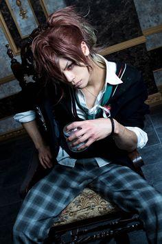 無神ユーマ - Imashi(今氏) Yuma Mukami Cosplay Photo - Cure WorldCosplay