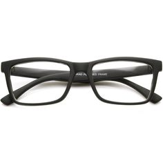 a7c27cd745b Dapper Indie Fashion Square Clear Lens Glasses 9451 from zeroUV. Shop more  products from zeroUV on Wanelo.