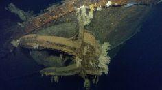 The Hunt for Japanese battleship Musashi | CTV News