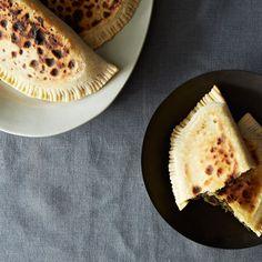 Kutabi, Azerbaijani Savory Pancakes Filled with Greens and Herbs recipe on Food52