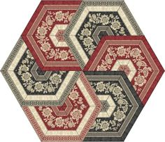 Gallery of Triangle Frenzy Runner, Triangle Frenzy Hexagon, Triangle Frenzy Swirl