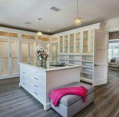 California Closets, Bed In Closet, Master Bedroom Closet, Shoe Closet, Walk In Closet Design, Closet Designs, Wardrobe Design, Small Closet Space, Small Spaces