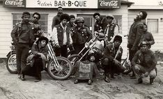 East Bay Dragons Motorcycle Club: 1950s African-American Outlaw Motorcycle Club - http://blackthen.com/east-bay-dragons-motorcycle-club-1950s-african-american-outlaw-motorcycle-club/?utm_source=PN&utm_medium=BT+Pinterest&utm_campaign=SNAP%2Bfrom%2BBlack+Then