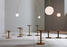 Michael Anastassiades unveils first furniture for Herman Miller
