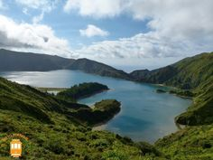 Visit Sao Miguel island and discover one of the most beautiful places in Portugal. If you're a nature lover and enjoy amazing landscapes visit the Azores!