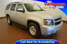 Check out this 2013 Chevrolet Tahoe from The VanDevere Bunch!