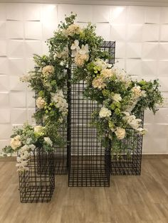 48 wedding moon gates & circle wedding backdrops page 18 Backdrop Decorations, Flower Decorations, Wedding Decorations, Wedding Backdrop Design, Wedding Backdrops, Flower Installation, Before Wedding, Wedding Stage, Event Decor