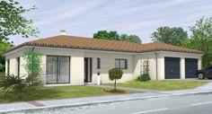 Plan achat maison neuve à construire - Logis du Marais Poitevin Avant-Projet FOUGERE - 140 m2 - 4 chambres
