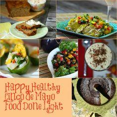 cinco de mayo www.fooddonelight.com #healthymexican #cincodemayorecipes