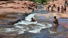 Slide Rock State Park-Sedona, AZ I love this place!
