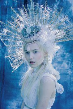 White Goddess by utu-lab.deviantart.com on @DeviantArt
