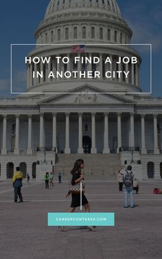 How one woman landed her dream job in #SanFrancisco while job-searching from Minnesota. #DreamJob #JobSearch #CareerAdvice #CareerTips #JobHunt