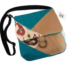 Mini Pochette, Saddle Bags, Creations, Etsy, Handmade, Gifts, Wool, Leather, Cotton Canvas