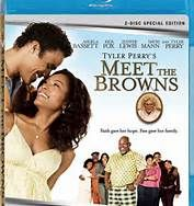 Meet the Browns (2008). Starring: Tyler Perry, David Mann, Tamela Mann, Angela Bassett, Lance Gross, Chloe Bailey, Mariana Tolbert, Rick Fox, Sofia Vergara and Irma P. Hall