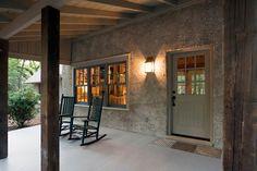 Cozy Spring Island Cottage Boasting Rustic Elegance