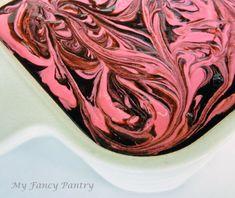 Dark Chocolate Brownies with Raspberry Goat Cheese Swirl | Recipe ...