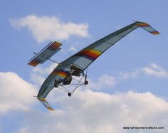 eagle ultra light - in air small canard wing in front wing back rear motor/prop Microlight Aircraft, Ultralight Plane, Kit Planes, Light Sport Aircraft, Aircraft Parts, Experimental Aircraft, Hang Gliding, Private Jet, Luftwaffe