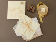 vintage napkin std